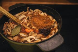 Curry - Mijoté
