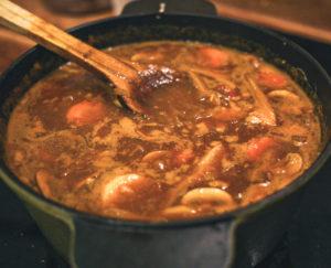 Curry - Bien mijoté