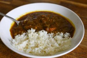 Curry japonais - fini