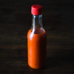 sauce piquante fermentée